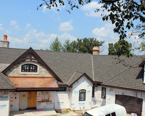 Grand Manor Shingles