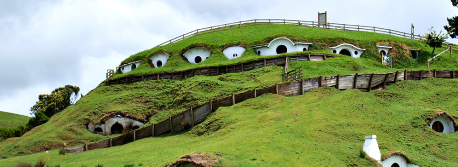 Underground Green House