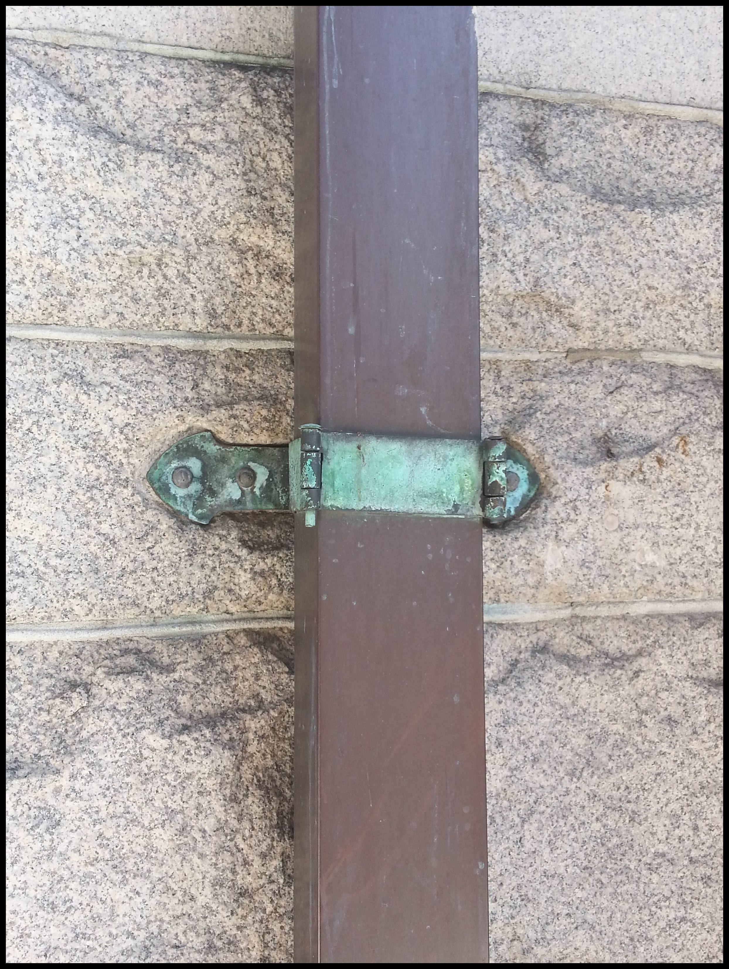 Decorative Downspout Bracket Guttersmiths Exteriors Of