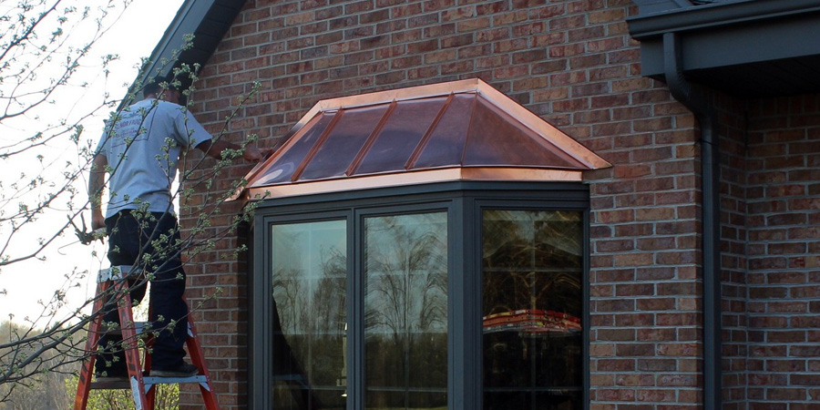 Copper-roofing-installation-in-Madison-WI