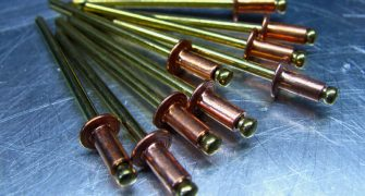 Correct Fasteners For Copper Gutter