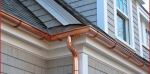 New gutters installed in Sun Prairie, WI
