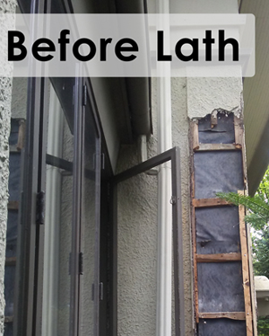 before-lath