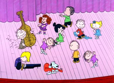 Charlie Brown Christmas Dance