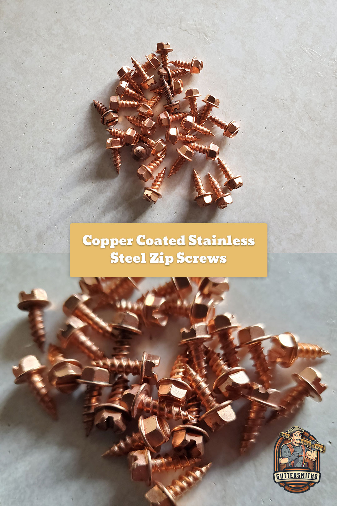 Copper Fasteners Copper Screws